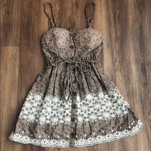 Floral lacey Dress